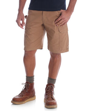 Wrangler Men's Light Brown Riggs Workwear Ranger Shorts , Lt Brown, hi-res
