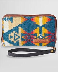 Pendleton Women's Smartphone Wallet, Brown, hi-res