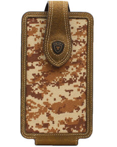 Ariat Camo Cell Phone Case, Camouflage, hi-res