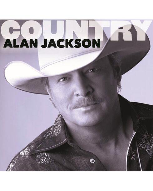 Alan Jackson:  Country , No Color, hi-res