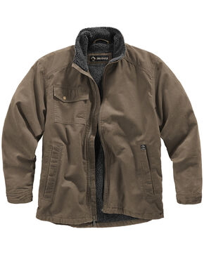 Dri Duck Men's Endeavor Jacket , Khaki, hi-res