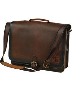Sts Ranchwear Leather Foreman Portfolio Brown Hi Res