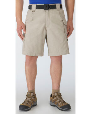 5.11 Tactical Cotton Shorts, Khaki, hi-res