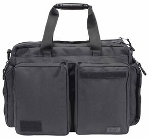 5.11 Tactical Side Trip Briefcase, Black, hi-res