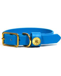 SouthLife Supply Hunter Blue Waterproof Dog Collar, Blue, hi-res