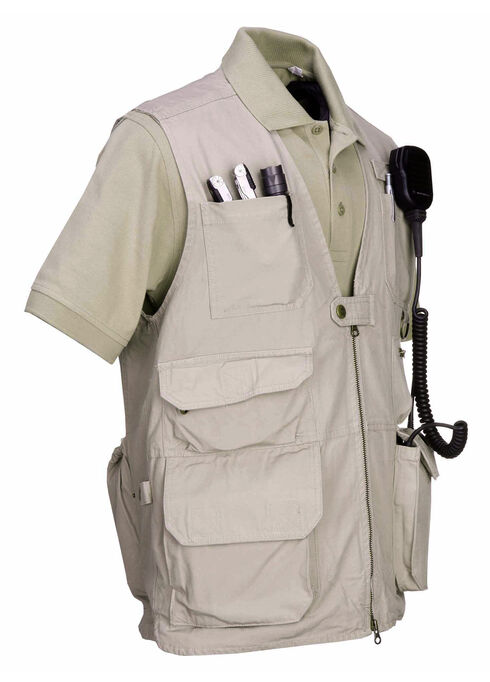 5.11 Tactical Vest, Khaki, hi-res