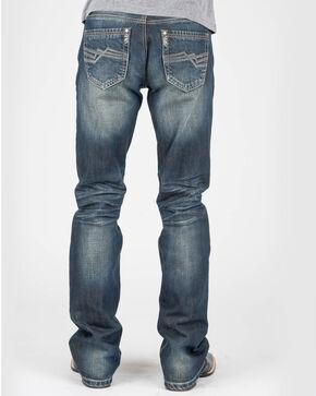 Tin Haul Men's Jagger Fit Corded Boot Cut Jeans, Indigo, hi-res