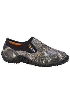 Dryshod Men's Legend Camp Shoes, Black, hi-res