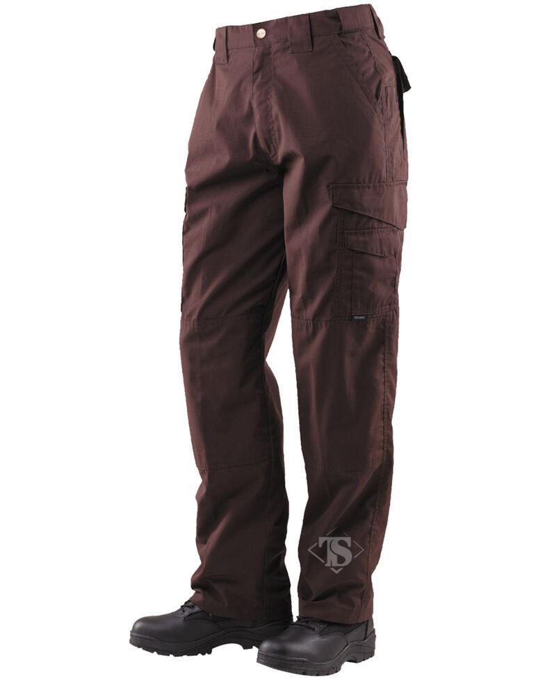 Tru-Spec Men's 24-7 Series Tactical Pants, Brown, hi-res