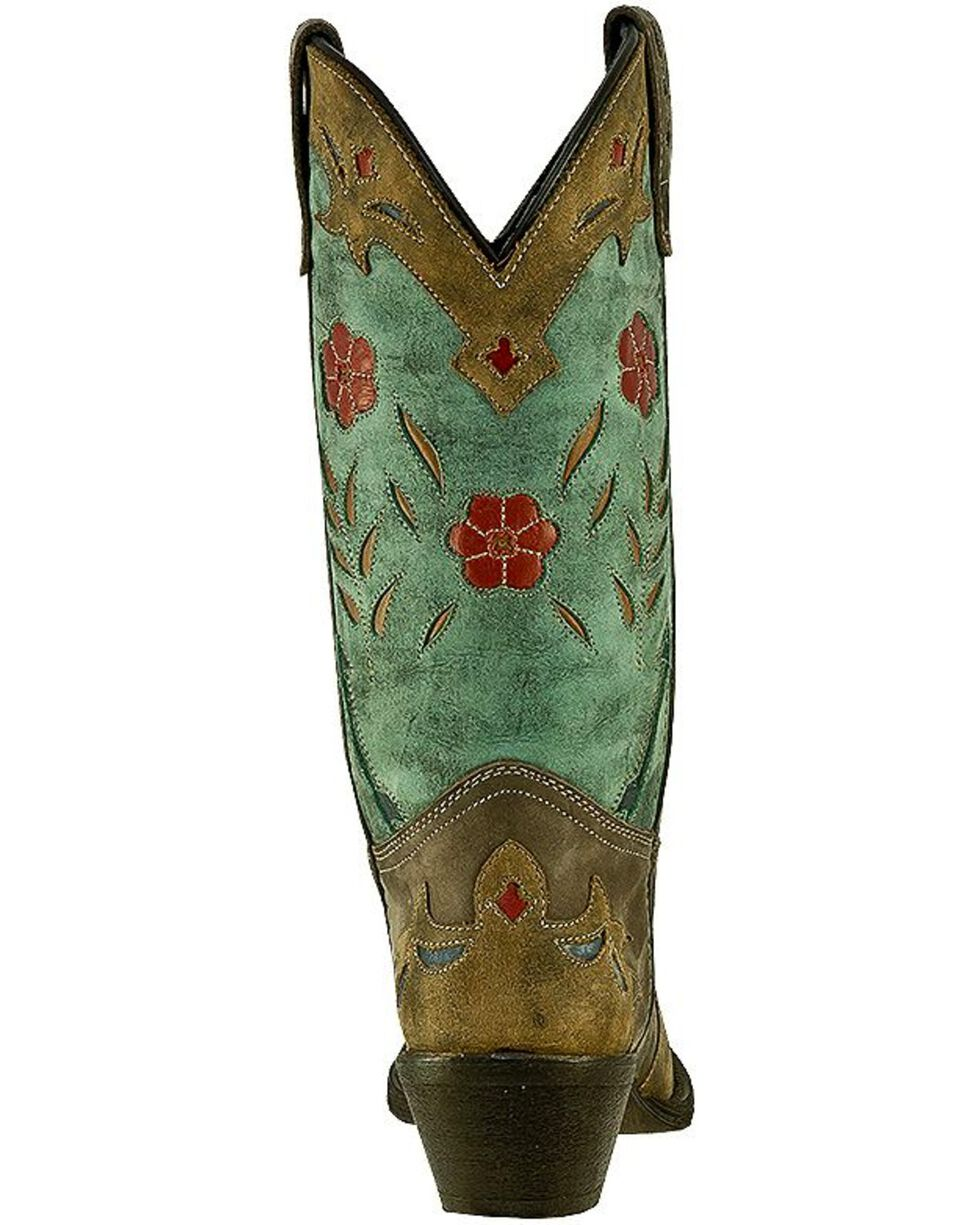 Laredo Miss Kate Cowgirl Boots - Snip Toe, Brown, hi-res