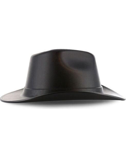 Radians Men's Cowboy Hard Hat, Black, hi-res