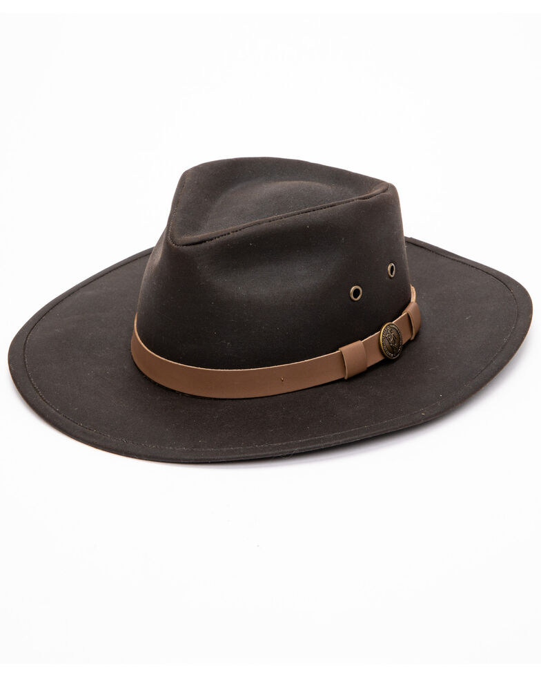 Outback Trading Co. Kodiak Oilskin Hat  989735859ec
