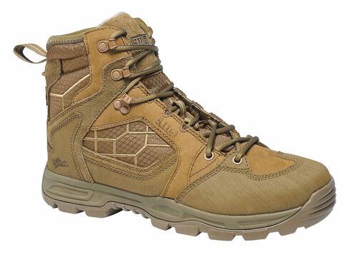 5.11 Tactical Men's XPRT 2.0 Tactical Desert Urban Boots, Coyote Brown, hi-res