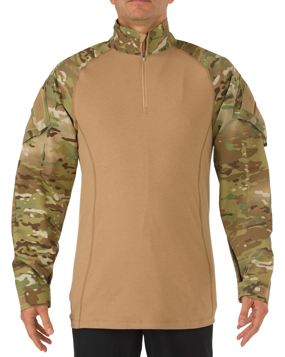 5.11 Tactical MultiCam TDU Rapid Assault Shirt, , hi-res