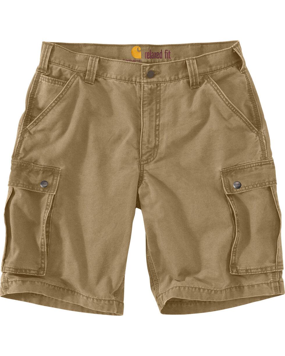Carhartt Rugged Cargo Work Shorts, Beige, hi-res