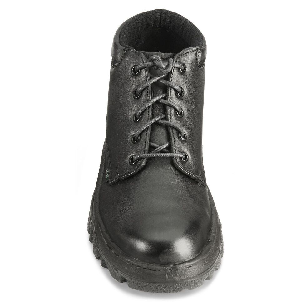 Rocky TMC Duty Chukka Boots - USPS Approved, Black, hi-res