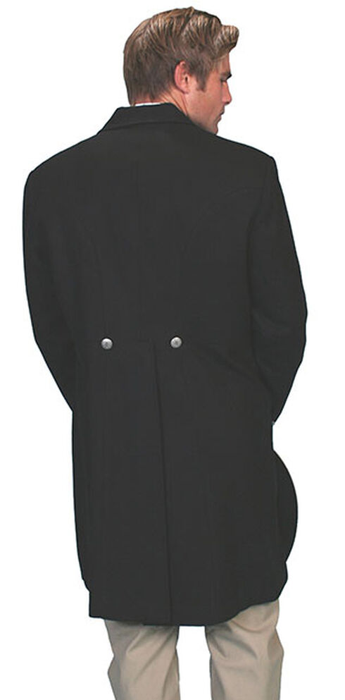 WahMaker by Scully Wool Frock Long Coat - Tall, Black, hi-res