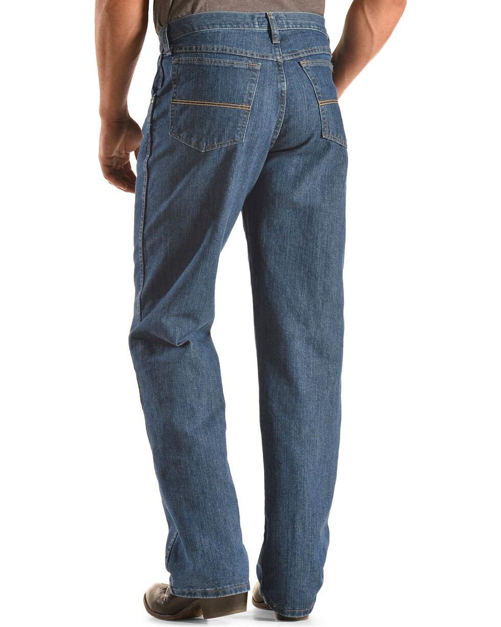 Wrangler Men's 20X No. 23 Relaxed Fit Jeans - Straight Leg , Indigo, hi-res