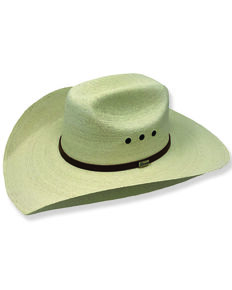 Atwood Whippoorwill Palm Cowboy Hat , Natural, hi-res