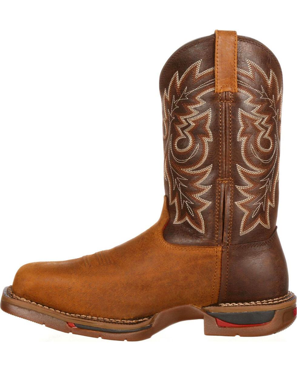 Rocky Men's Long Range Western Boot - Composite Toe, , hi-res