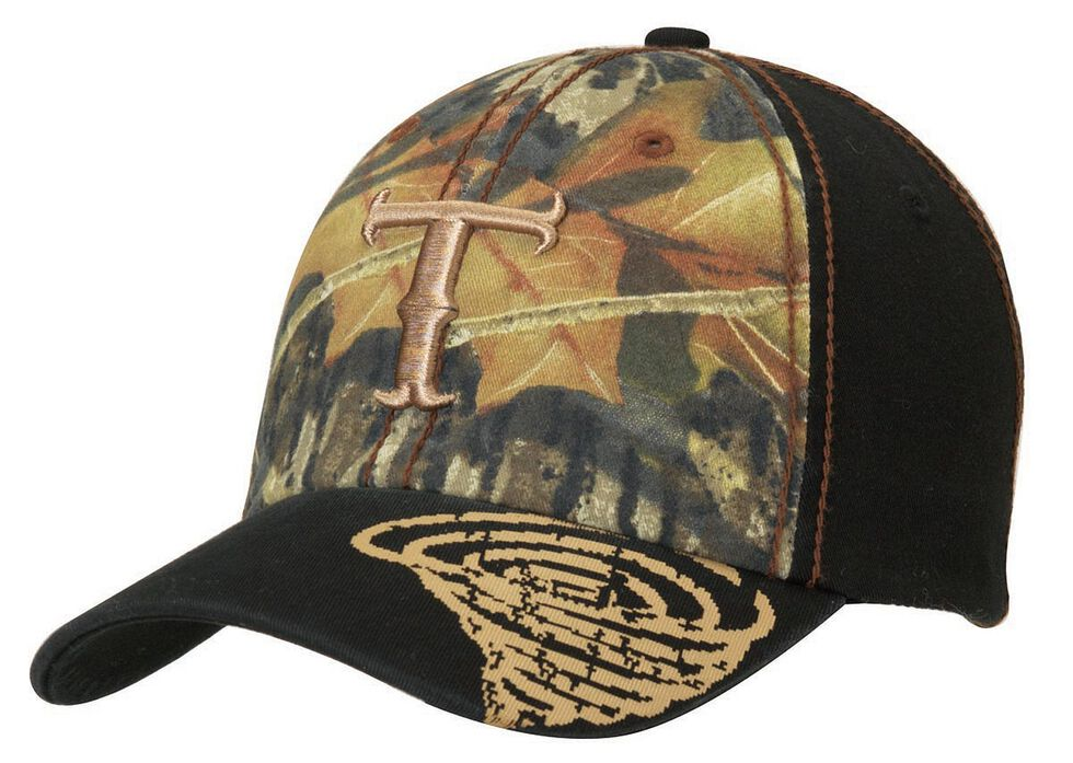 Twister Logo Embroidered Camo Cap, Mossy Oak, hi-res