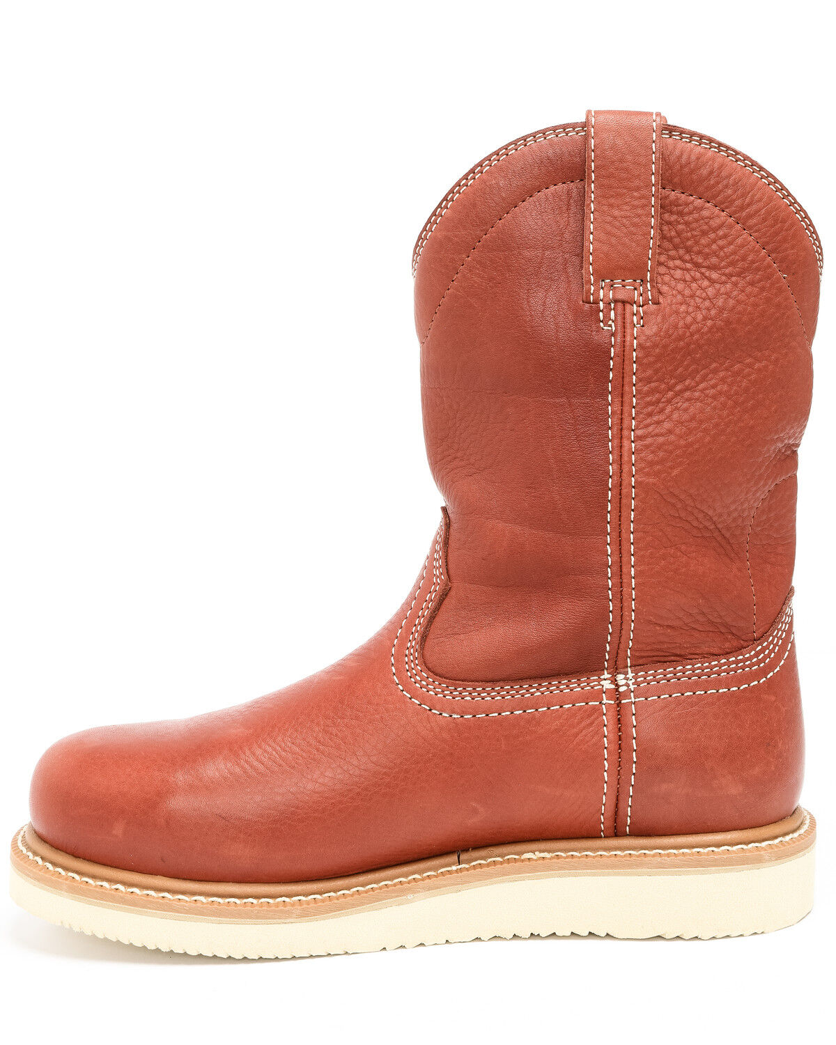 Hawx Men's Wedge Pull-On Work Boots