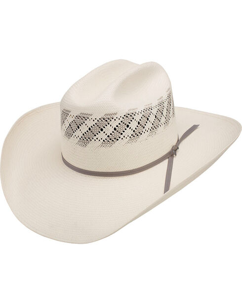 Stetson Men's Thunder 10x Straw Hat, Natural, hi-res
