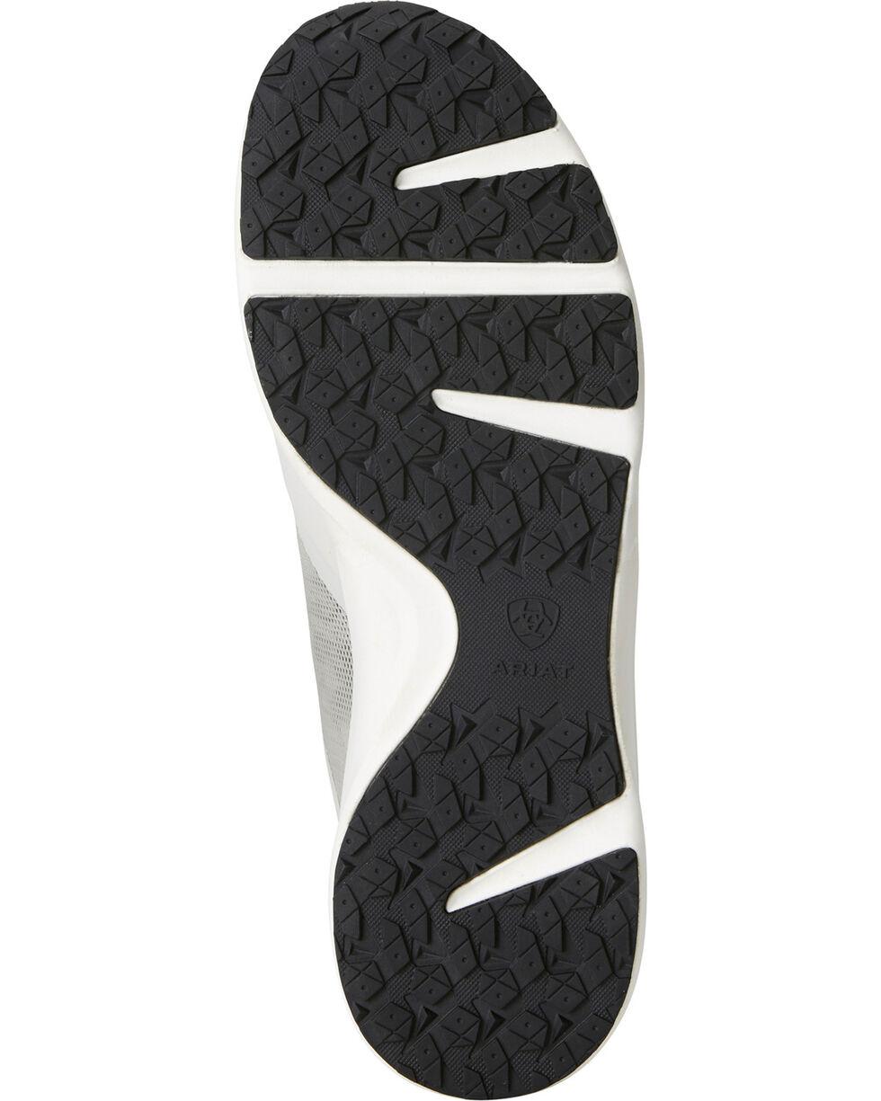Ariat Women's Fuse Black Lace Mesh Shoes , Black, hi-res