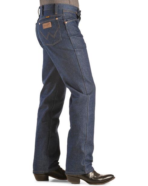 """Wrangler Jeans - 936 Slim Fit Rigid - 38"""" Tall Inseam, Indigo, hi-res"""