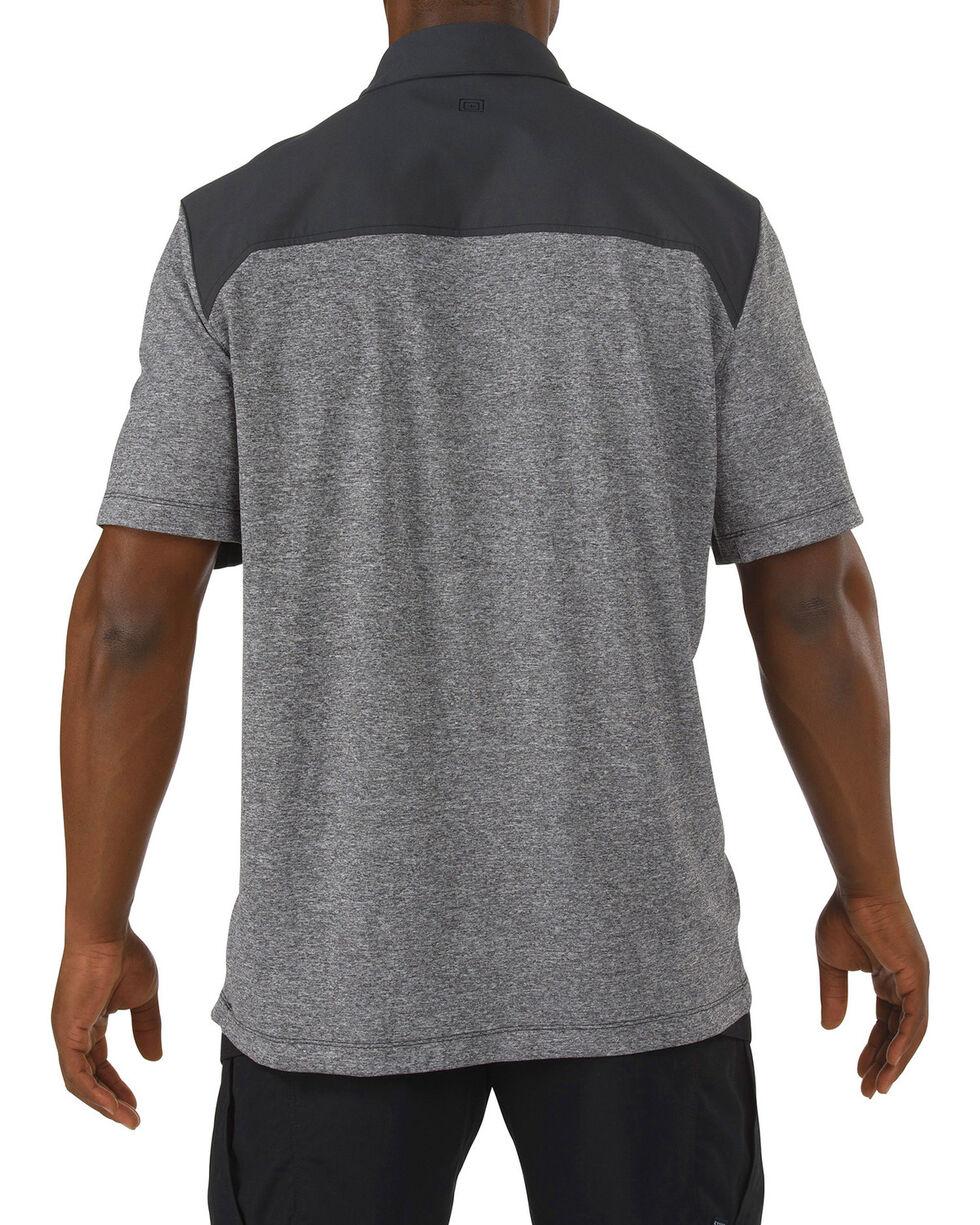5.11 Tactical Rapid Response Performance Polo Shirt, Navy, hi-res