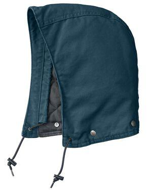 Carhartt Quilt-Lined Sandstone Hood, Dark Blue, hi-res