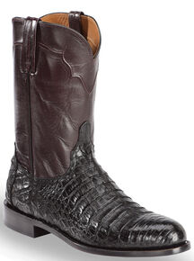 Men S Round Toe Cowboy Boots Sheplers