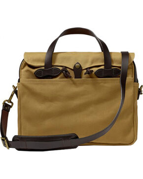 Filson Original Briefcase, Tan, hi-res