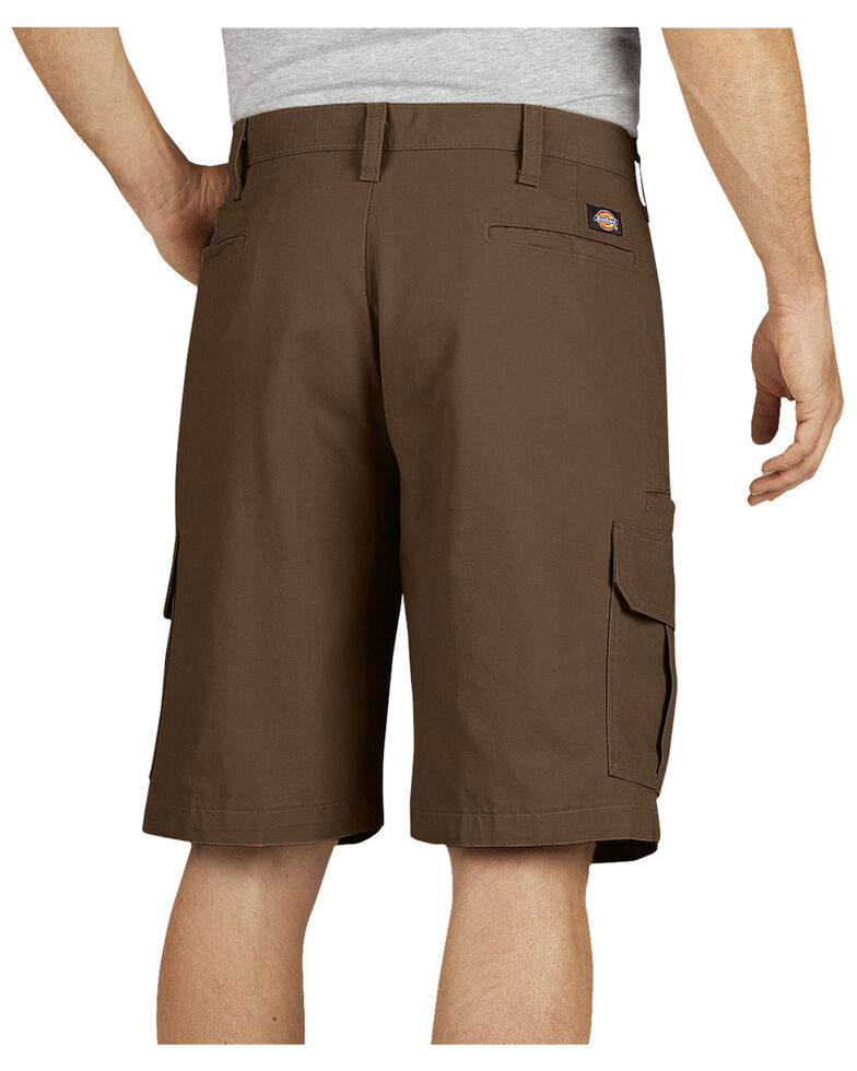 Dickies Relaxed Fit Duck Cargo Shorts, Timber, hi-res