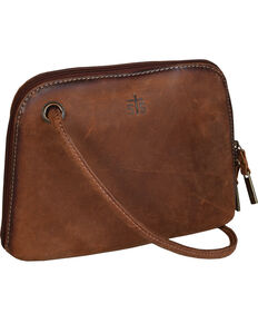 STS Ranchwear Baroness Crossbody Bag , Brown, hi-res