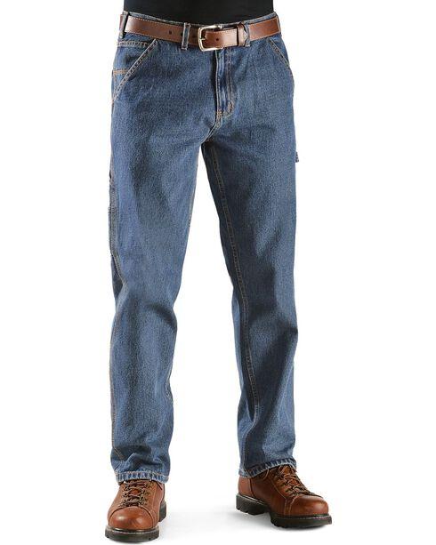 Wolverine Hammer Loop Work Jeans, Denim, hi-res