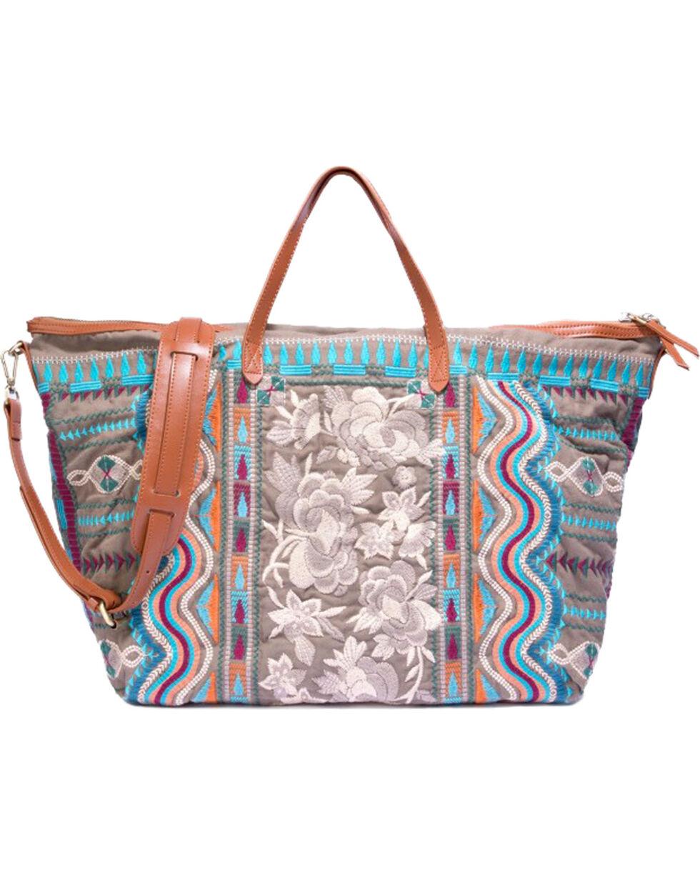 Johnny Was Women's Yucatan Weekend Bag , , hi-res
