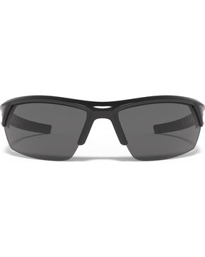 Under Armour Black Ignitor 2.0 Storm Polarized WWP Edition Sunglasses , Black, hi-res
