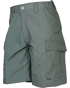 Tru-Spec Men's 24-7 Series ST Cargo Shorts, Olive, hi-res