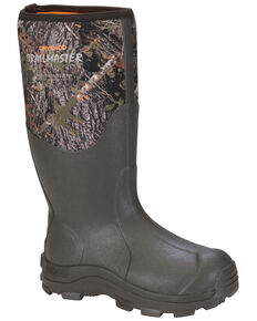 Dryshod Men's Camo Trailmaster Hunting Boots, Camouflage, hi-res