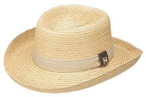 Peter Grimm Santiago Straw Hat, Natural, hi-res