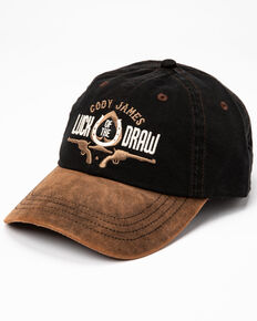 Cody James Men's Lucky Draw Embroidered Ball Cap , , hi-res