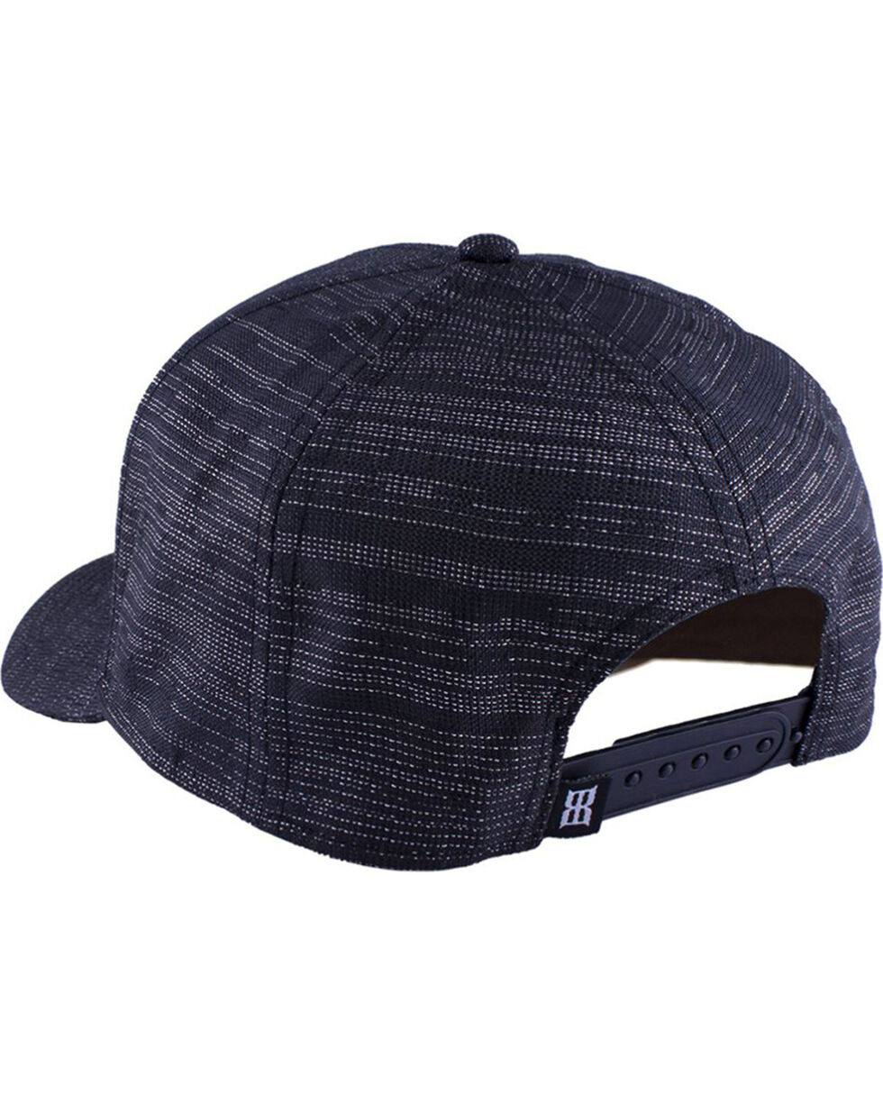 BEX Women's Metallic Glitz Ball Cap, Black, hi-res