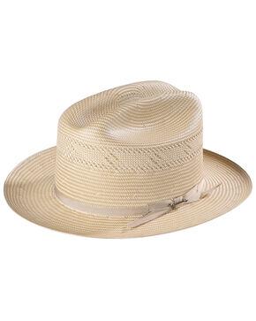Stetson Men's Tan Open Road 2 Straw Hat , Tan, hi-res