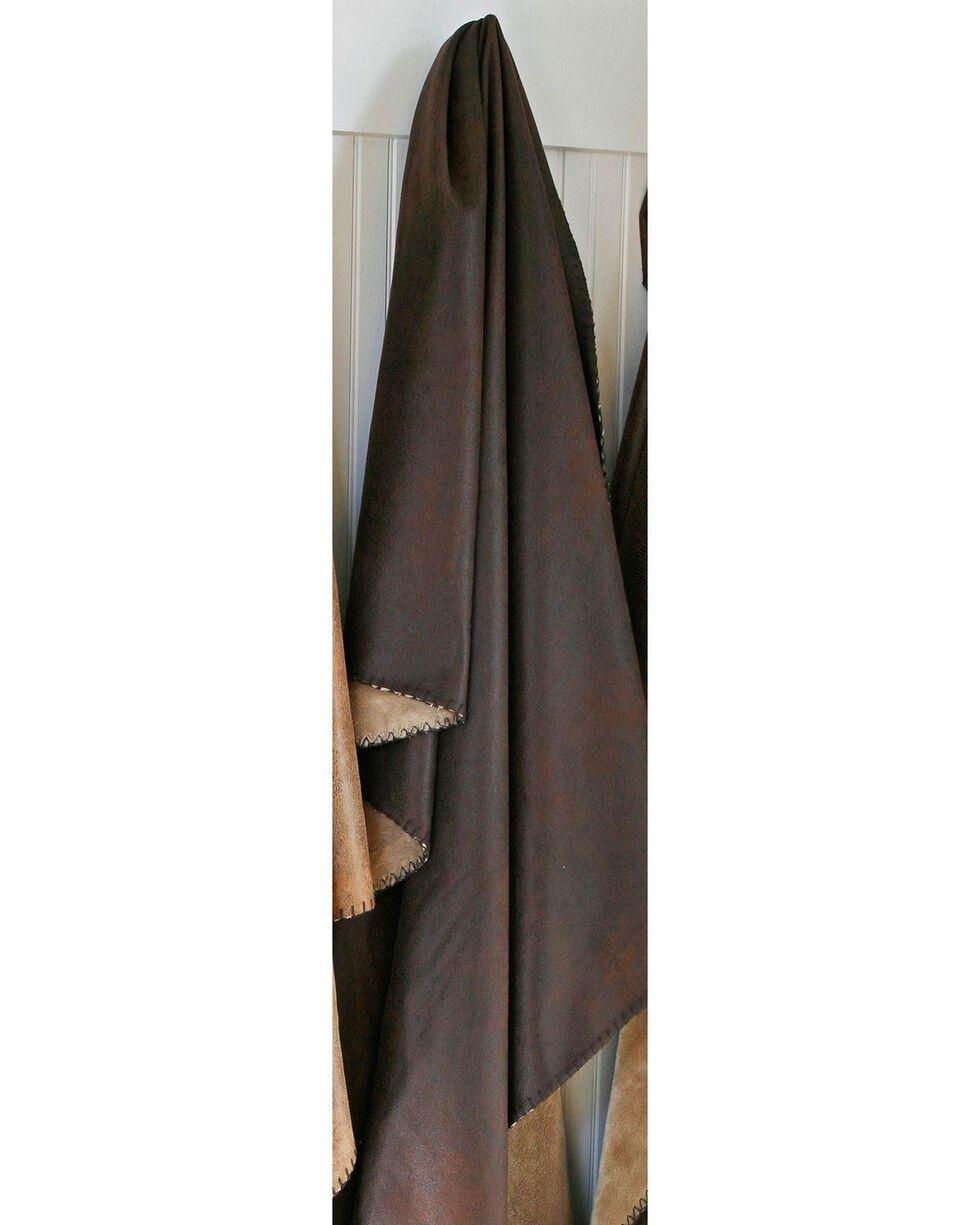 Carstens Chocolate Throw Blanket, Multi, hi-res