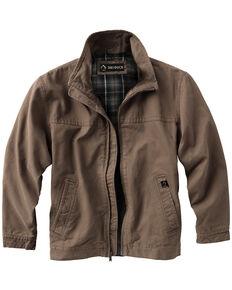Dri Duck Men's Maverick Work Jacket - Tall Sizes (XLT - 2XLT), Khaki, hi-res