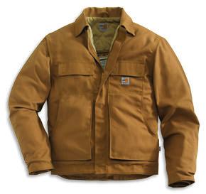 45ec716bad0a Carhartt Flame-Resistant Lanyard Access Quilt-Lined Jacket - Big   Tall