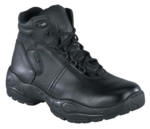 Reebok Men's Chukka Work Boots - USPS Approved, Black, hi-res