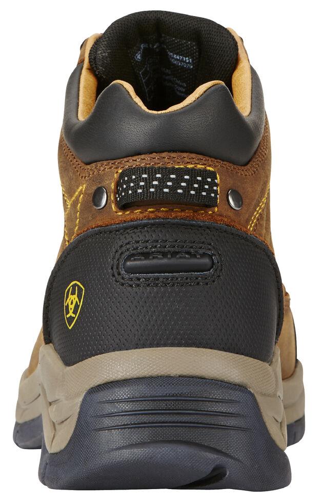 Ariat Men's Bison Terrain Pro Performance Boots - Round Toe, Bison, hi-res