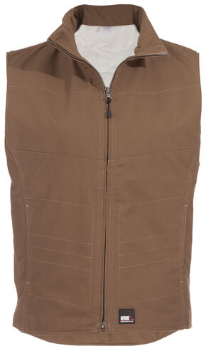 Berne Women's Bellavista Vest, Brown, hi-res